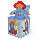 YOTTOY Paddington for Baby Jack-in-The-Box