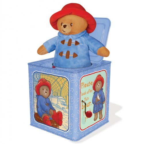 YOTTOY Paddington Baby Jack-in-The-Box