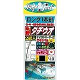 misaki(ミサキ) 喰競タチウオ ロング1本針 WH1号#49 2組入