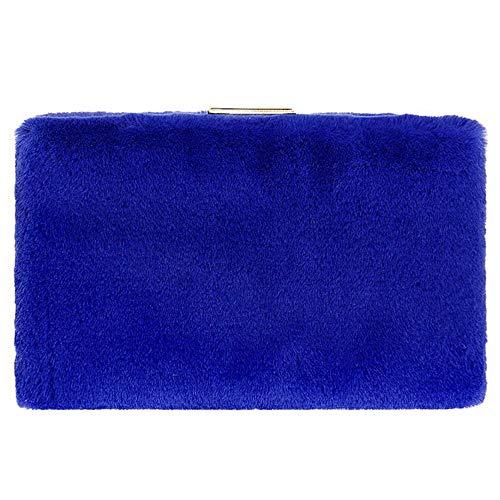 main Bleu Sac femmes embrayages à mode Zanpa wYqXWAfzxx
