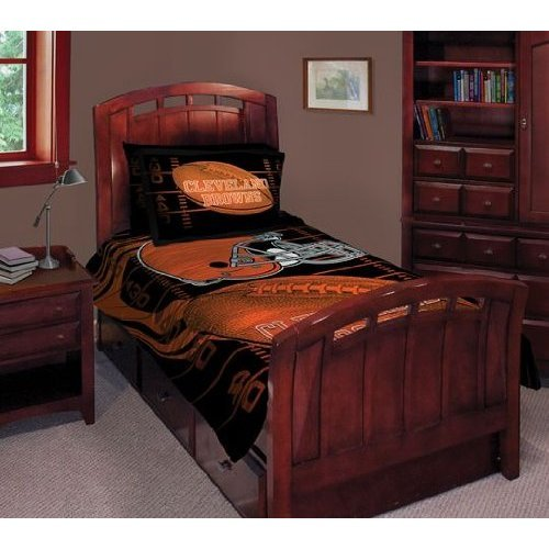 Northwest Cleveland Browns Comforter Set