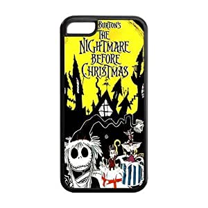 Customize Cartoon Nightmare Before Christmas Back Case for iphone 5C JN5C-1695