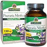 Nature's Answer Pueraria Mirifica Vegetarian Capsules, 60-Count
