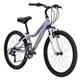 Diamondback Bicycles 2015 Lustre 24 Complete Hard Tail Mountain Bike, 24-Inch Wheels/One Size, Purple