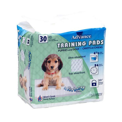 Coastal Training Pad - Advance Dog Training Pads 30 Pack