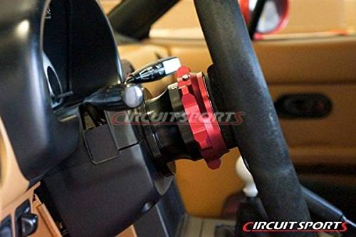Circuit Sports Steering Wheel Hub for Mazda Miata MX5 NA/NB/NC