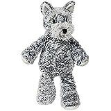 13 Inch Marshmallow Zoo Schnauzer Dog Plush Stuffed Anima