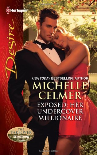 book cover of Exposed: Her Undercover Millionaire