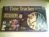 Time Teacher - A Magnetic Activity Kit to Teach Both Standard and Digital Time-telling Plus Time Related Terminology (c1985)