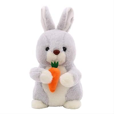 BEST9 Juguete Suave del Conejo de la muñeca de la Felpa, Figura de la Almohada de la muñeca del Conejo, Regalo del día de San Valentín,, 35cm: Juguetes y juegos
