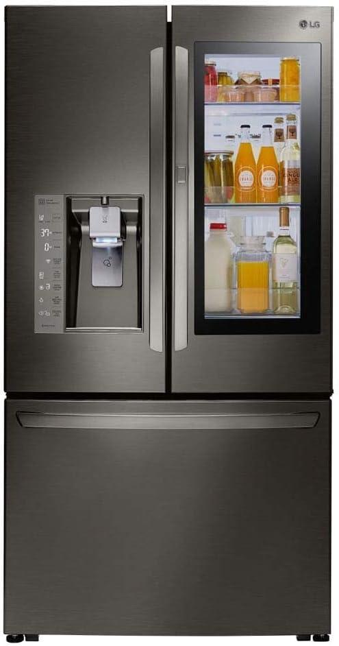 Refrigerador LG French Door Monarch 552L 110V GRX248LKZM por LG