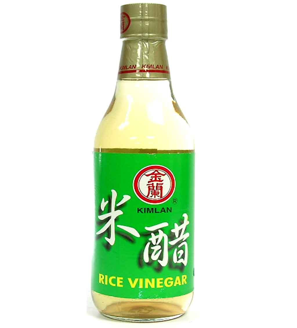 Kimlan Rice Vinegar - 20 oz.
