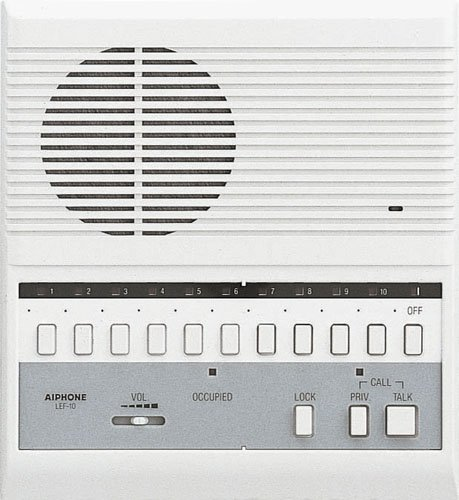 Aiphone LEF-10, 10-Call Master Station [並行輸入品]  B0161640H0