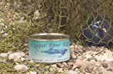 Smoked Alaska King Salmon - 1 Case (24 - 7 Oz Cans)
