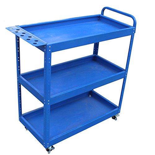 Amazon.com: JU FU - Estante de almacenamiento para carrito ...