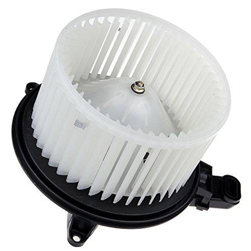 cciyu HVAC Heater Blower Motor with Wheel Fan Cage AL1Z 19805 A Air Conditioning AC Blower Motor fit for 2009-2014 Ford Expedition /2009-2014 Ford F-150/2009-2014 Lincoln Navigator (With Blower Motor Wheel)