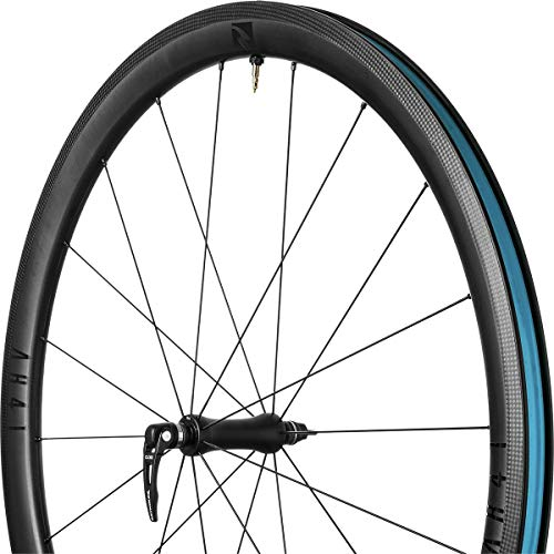 (Reynolds AR41 Carbon Wheelset - Tubeless Black, Shimano, 11 Speed)