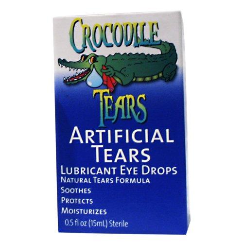 Des larmes de crocodile Gouttes Artificial Eye