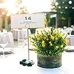 Nahuaa-Artificial-Flowers-4PCS-Fake-Plants-Faux-Eucalyptus-Shrubs-with-Yellow-Babys-Breath-Bushes-Bundles-Indoor-Outdoor-Table-Centerpieces-Arrangements-Decor-Home-Kitchen-Office-Summer-Decorations