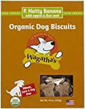 Wagatha's P.Nutty Banana Biscuits - 16oz