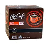 McCafé Premium Roast Medium K-Cup Packs, 6.2 oz - 18 count (Pack of 2)