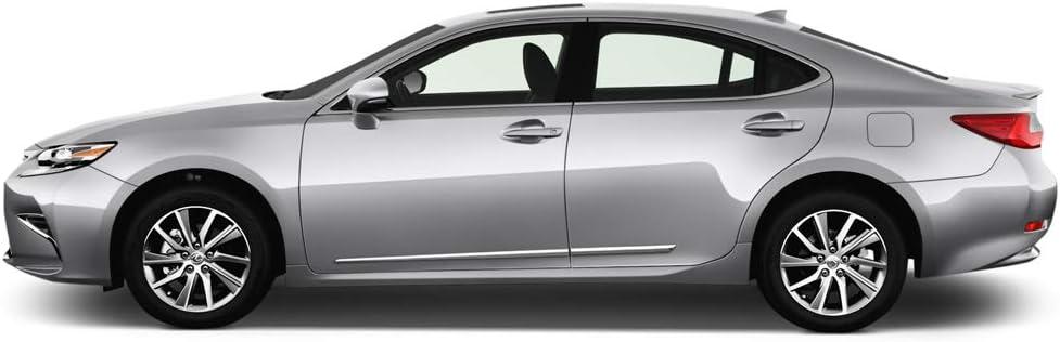 Carbon Fiber Car Door Handle Scratch Protector Guard Trim Fits Lexus RX New 2 PK