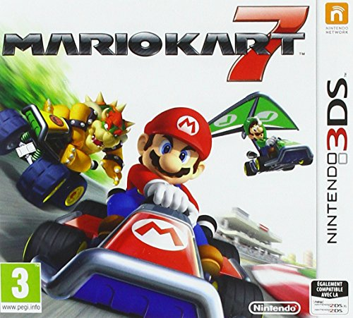 Third Party - Mario Kart 7 Occasion [ Nintendo 3DS ] - 0045496521271