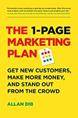 WARNING: Do Not Read This Book If You Hate MoneyTo build a successful business, you need to stop doing random acts of marketing and start following a reliable plan for rapid business growth. Traditionally, creating a marketing plan has been a...