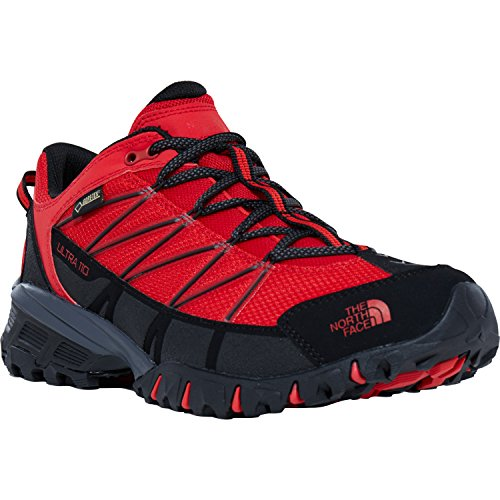 The North Face Zapatillas Ultra 110 Gtx (Eu) Para Hombre Hghrskrd/tnfbck