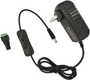 DC 12V Power Supply Adapter