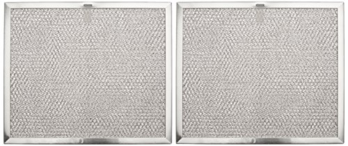 - Broan S97007894 Aluminum Filter Kit (Pack of 2)