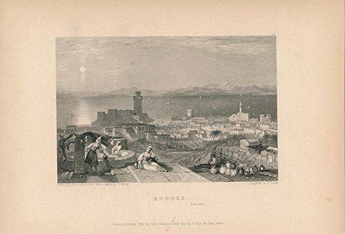 birds-eye-view-of-rhodes-greece-ca-1835-engraved-print