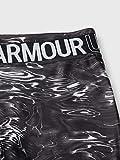 Under Armour Girls' Armour HeatGear Print Novelty