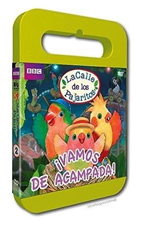 La Calle De Los Pajaritos - Volumen 2 [DVD]