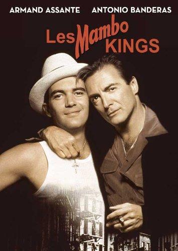 The Mambo Kings Movie Poster (27 x 40 Inches - 69cm x 102cm) (1992) French -(Armand Assante)(Antonio Banderas)(Cathy Moriarty)(Maruschka Detmers)(Desi Arnaz Jr.)(Celia Cruz)