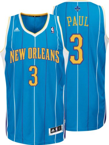 ... italy chris paul teal adidas revolution 30 swingman new orleans hornets  youth jersey d7afa fe95b 05efb720b