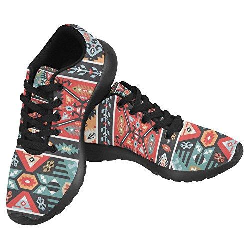 Interessante Donna Da Jogging Corsa Sneaker Leggero Andare Facile A Piedi Casual Sport Scarpe Da Corsa Multi 27