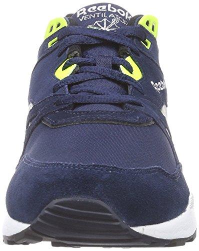 Solar Sneakers Indigo Yellow Steel Blau Pop Wht Ventilator Faux Erwachsene Blk Reebok Unisex qUnvOIxB0w