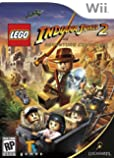 Lego Indiana Jones 2: The Adventure Continues - Wii Standard Edition