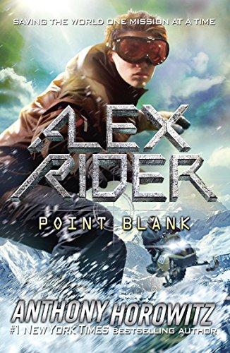 Series Blanc - Point Blank (Alex Rider Book 2)