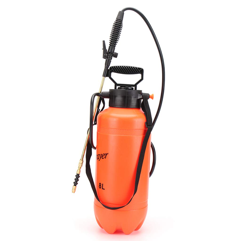 A&DW Plant Water Sprayer Plant Flowers Watering Can Portable Pressure Garden Spray Bottle Kettle Pressurized Sprayer Gardening Tool,8L by A&DW