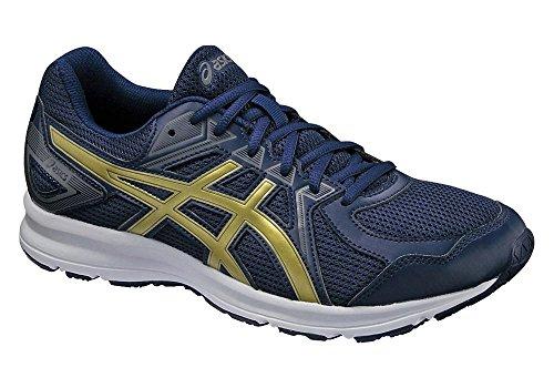 ASICS(アシックス)JOG 100 2 メンズ ランニングシューズ マラソン ジョギング 4994 TJG138 4994インディゴブルー 25.5