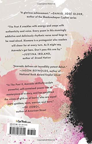 Amazon com: The Poet X (9780062662804): Elizabeth Acevedo: Books