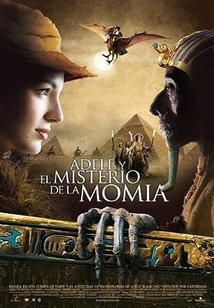 Amazon.com: Adele Y El Misterio De La Momia (Import Movie ...