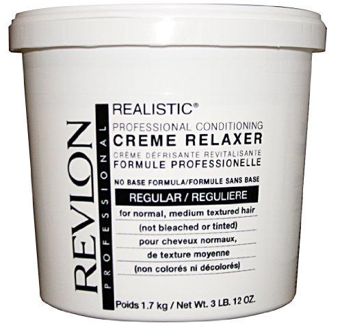 Revlon No Base Relaxer 60 oz. - Regular 60 oz. (Pack of 2)