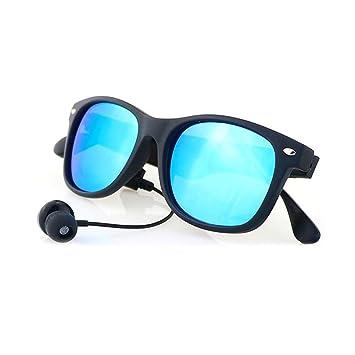 Gafas de sol ivotre inalámbrico Bluetooth V4.1 + EDR deporte miopía gafas con MP3