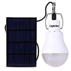Portable 130LM Solar Powered
