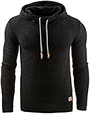 Uniqstore Men's Spring Autumn Warm Fashion Hoodie Coat Swe