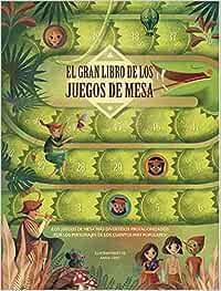 EL GRAN LIBRO DE LOS JUEGOS DE MESA VVKIDS Vvkids Libros Juego: Amazon.es: Lang, Anna, Lang, Anna: Libros