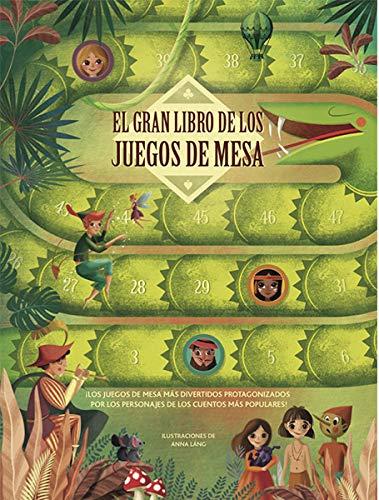 EL GRAN LIBRO DE LOS JUEGOS DE MESA VVKIDS Vvkids Libros Juego ...